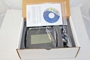 Topaz Signature Gem T-LBK755-BHSB-R 4.0 x 3.0 inches LCD Signature Capture Pad