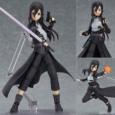 Figma 248 Sword Art Online SAO Kirito GGO Ver. PVC Action Figure Anime Toys Coll