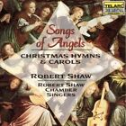 NEW Songs of Angels - Christmas Hymns and Carols (Audio CD)