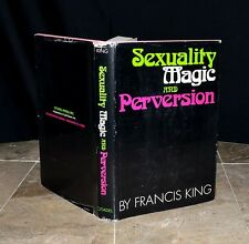 Sexuality Magic & Perversion - Rare Occult 1st Edition Book - Magick / Crowley
