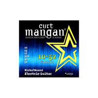 Curt Mangan 10-52 Nickel Wound Electric Guitar Strings