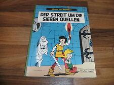 JOHANN & PFIFFIKUS  # 2 -- STREIT um die SIEBEN QUELLEN // Peyo Carlsen 1979