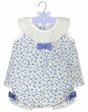 Summer 100% Cotton Outfits & Sets (0-24 Months) for Girls