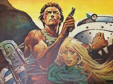 THE GAUNTLET  Belgian Original Movie Poster 1977 CLINT EASTWOOD