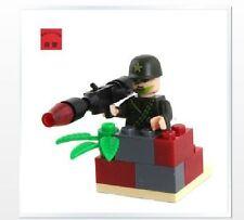 828 artillery assembled educational toys