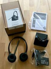 Plantronics CS520 DECT Headset! NEU! OVP!