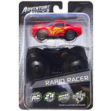 Adventure Force Red Rapid Racer Car 2.4 GHZ Micro