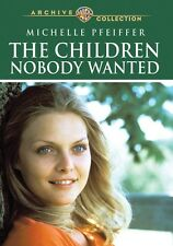 los niños Nobody WANTED dvd (1981) - FREDRIC lehne , Michelle Pfeiffer