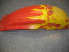 REAR FENDER 1982 SUZUKI RM465Z RM465 MX
