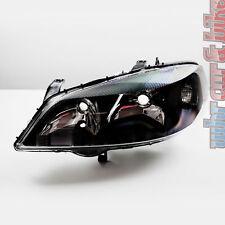 Hella Magic Color Klarglas Scheinwerfer schwarz Opel Astra G links
