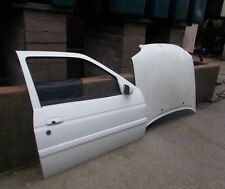 USED & GENUINE 1996 FORD ESCORT RS200 BONNET & DRIVERS DOOR IN WHITE