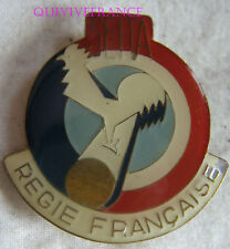 BG6430 - INSIGNE BADGE REGIE FRANÇAISE SEITA