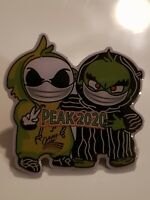 Amazon Peccy Jack Skelton And The Grinch Peak 2020 Pin