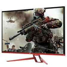 "Crossover 32SS QHD DP Freedom 100Hz FreeSync DVI DP HDMI 32"" Red Wine Monitor"