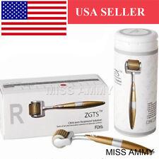 Derma Roller Micro Needle ZGTS Wrinkles Scars Acne Remove 192 Titanium Needles