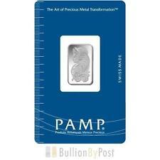 Pamp Suisse Silver Bullions
