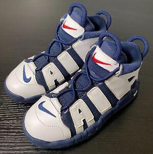 Nike Air More Uptempo Olympics DA4194-104 Toddler basketball sneakers 9C Pippen