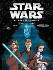 Star Wars: Prequel Trilogy Graphic Novel by Lucas Film Book Group (NEW)