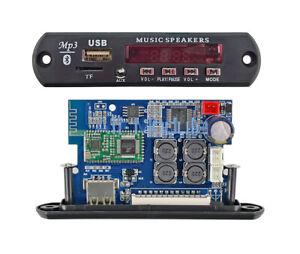TDA7492P 25W+25W Bluetooth Amplifier Board + MP3 Decoder WAV APE Lossless Audio