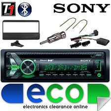 Ford Transit Sony DAB CD MP3 USB Bluetooth Car Stereo Radio & Steering Wheel Kit
