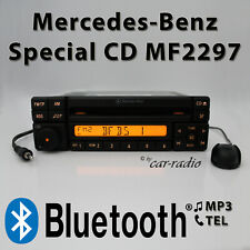 Mercedes Car Radio Special-Cd MF2297 Bluetooth with Microphone MP3 Aux-In