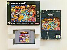Nintendo 64 - N64 - Super Smash Bros. CIB - Fast Postage! Classic Game!