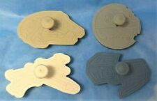 Star Wars Williams Sonoma Cookie Cutters Set of 4 - Loose