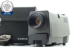 【MINT in CASE】 PRO CABIN 67-Z Slide Projector + MC-23A MC-23B From Japan 1378