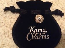 Sterling Silver (925)Spacer, Kama Charm,1.22g,NEW