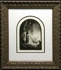 Rembrandt The Raising of Lazarus with Custom Frame and COA  MAKE AN OFFER L@@K!