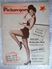 1955 PICTUREGOER Magazine-Shawn Smith,Shlley Winters, Benny Hill , 5th March