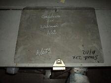 A1073 - VETRO SCENDENTE DESTRO DX AUTOBIANCHI A112 ABARTH ELEGANT