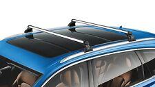 Original Audi Q7 4M Grundträger für Fahrzeuge mit Dachrehling Dachträger Q7 4M