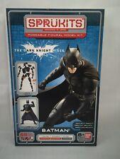 SpruKits DC Comics The Dark Knight Rises Batman Action Figure Model Kit, Level 2