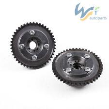 2pcs Intake&Exhaust Camshaft Adjuster For Mercedes-Benz C250 SLK250