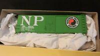 Accurail HO Northern Pacific Green Billboard 40' Boxcar Kit, NIB