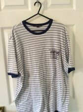 Louis Vuitton Pinstripe coffre T SHIRT *** 100% Authentique