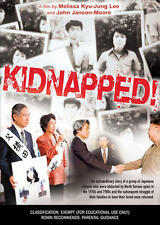 New DVD** KIDNAPPED!
