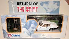 Vintage 2000 Corgi Toys 57404 Return of the Saint Jaguar XJS diecast & figure