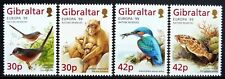 Gibraltar Stamps - Europa 1999 'Nature Reserves - MNH.