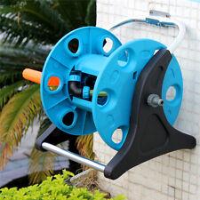 Portable Garden Watering Hose Reel Heavy Duty Lawn Waterpipe Cart Storage Holder