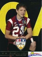 2009 Razor Christian McCaffrey 1st Ever ROOKIE MINT Stanford Future NFL Star!