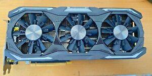 ZOTAC Geforce GTX 1070 AMP Extrem 8GB 256Bit DDR5