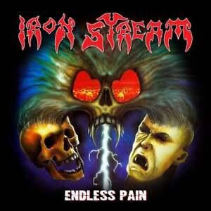 IRON STREAM - Endless Pain (NEW*LIM.300 SOVIET SPEED METAL*METALLICA)