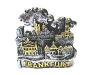 Frankfurt Imán Horizonte Romano Paulskirche Recuerdo Germany, Nuevo