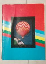 Auburn CA Placer Miners Elementary School yearbook California 1985