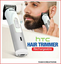 HTC At 518b Rechargeable Beard Trimmer Silver