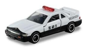 Tomica 50th Anniversary Nissan Silvia S13 Police Car