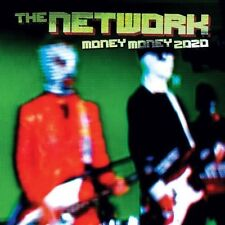 The Network (aka GREEN DAY!) Money Money 2020 RED VINYL LP Record new wave punk!