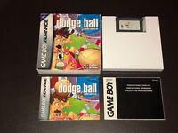 Super Dodge Ball Nintendo Game Boy Advance GBA Complete CIB